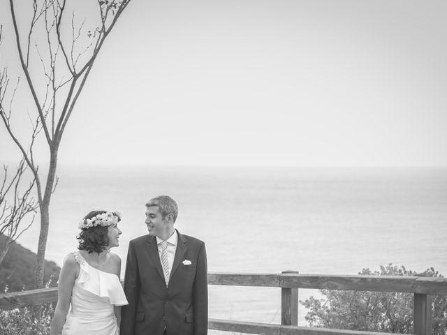 La boda de David y Claudia en Llafranc, Girona 22