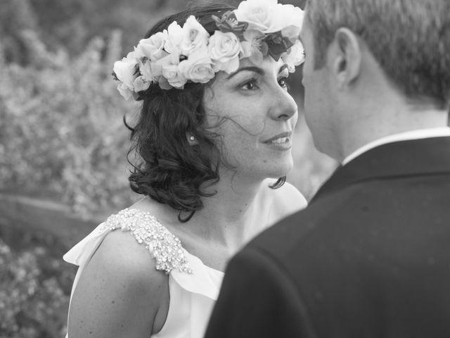 La boda de David y Claudia en Llafranc, Girona 23