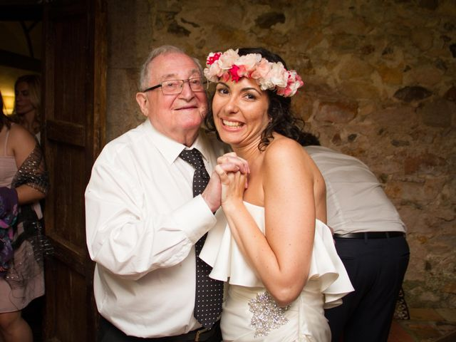 La boda de David y Claudia en Llafranc, Girona 29