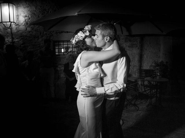 La boda de David y Claudia en Llafranc, Girona 30