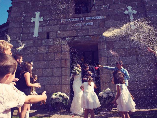 La boda de Oliver y Leti en A Coruña, A Coruña 11