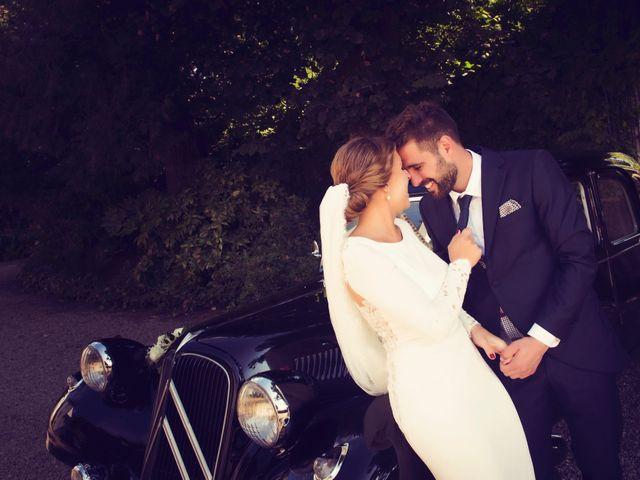 La boda de Leti y Oliver