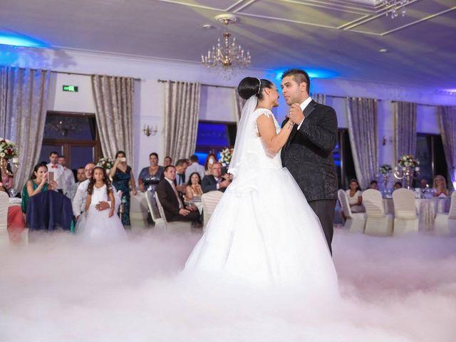 La boda de Mihaela y Alex
