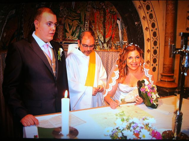 La boda de Vanessa y Sergi en Barcelona, Barcelona 14