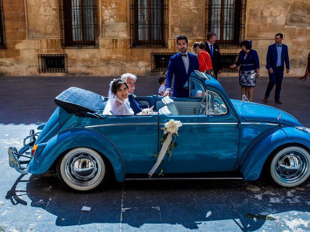 La boda de Antoine y Lorena en Daya Vieja, Alicante 27
