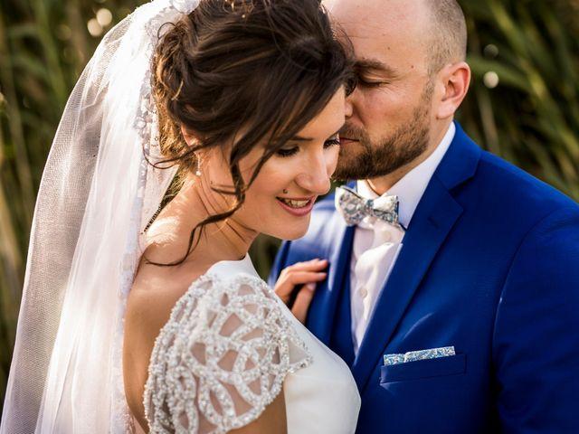 La boda de Lorena y Antoine