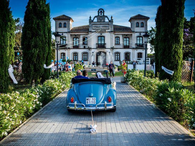 La boda de Antoine y Lorena en Daya Vieja, Alicante 53