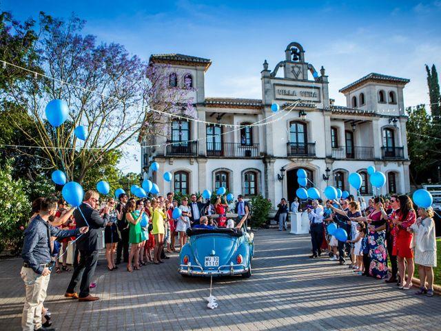 La boda de Antoine y Lorena en Daya Vieja, Alicante 54