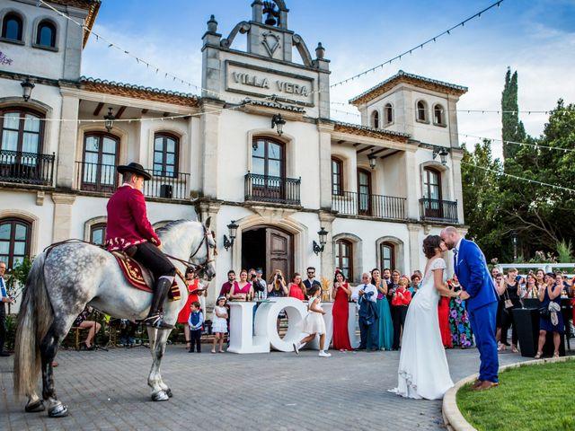 La boda de Antoine y Lorena en Daya Vieja, Alicante 61