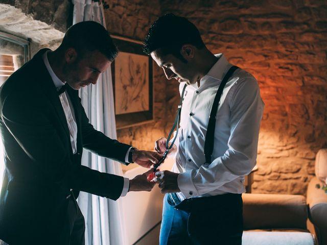 La boda de Alexis y Laura en Castelladral, Barcelona 12