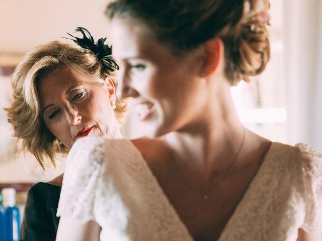 La boda de Alexis y Laura en Castelladral, Barcelona 20