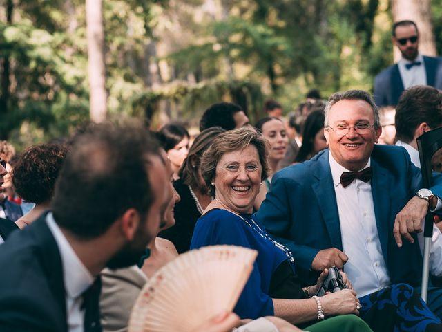 La boda de Alexis y Laura en Castelladral, Barcelona 31
