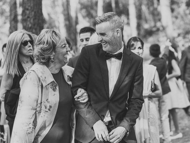 La boda de Alexis y Laura en Castelladral, Barcelona 32