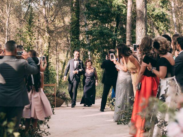La boda de Alexis y Laura en Castelladral, Barcelona 34