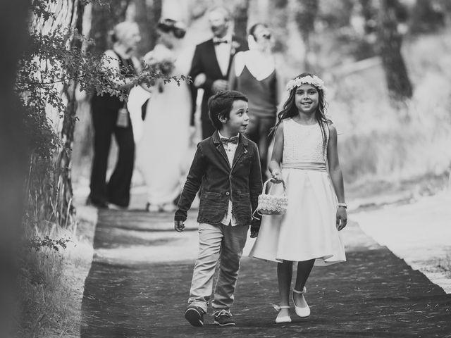 La boda de Alexis y Laura en Castelladral, Barcelona 38