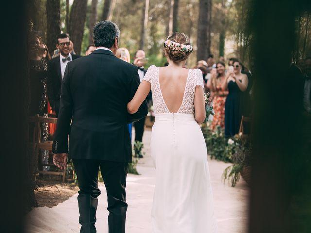 La boda de Alexis y Laura en Castelladral, Barcelona 40
