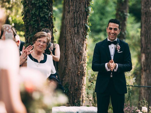 La boda de Alexis y Laura en Castelladral, Barcelona 41
