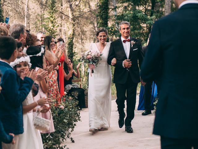 La boda de Alexis y Laura en Castelladral, Barcelona 42