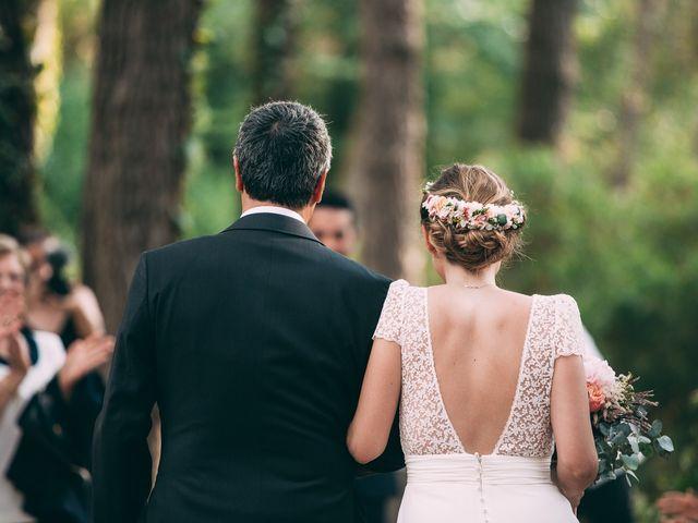 La boda de Alexis y Laura en Castelladral, Barcelona 43