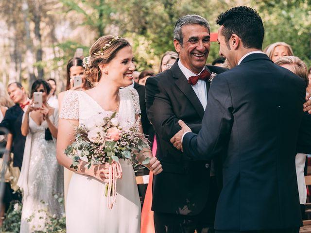 La boda de Alexis y Laura en Castelladral, Barcelona 45