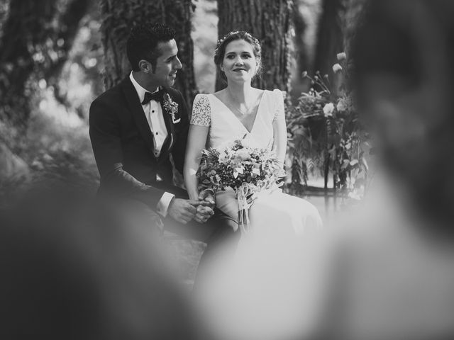 La boda de Alexis y Laura en Castelladral, Barcelona 46