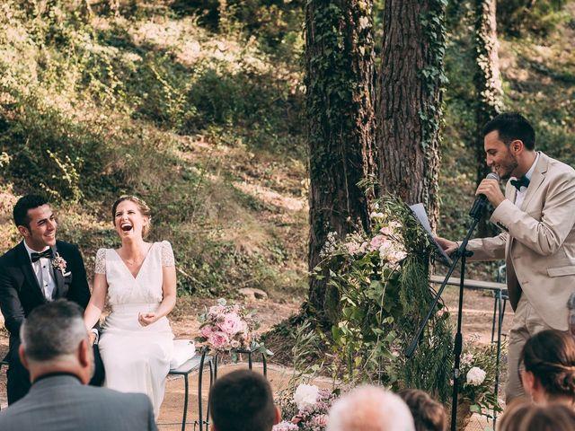 La boda de Alexis y Laura en Castelladral, Barcelona 51
