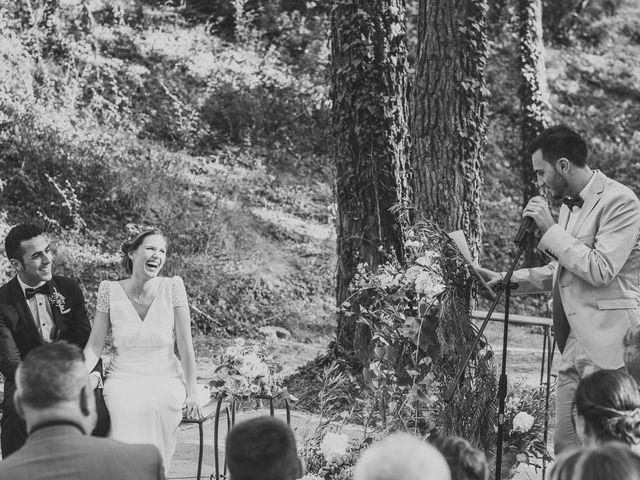 La boda de Alexis y Laura en Castelladral, Barcelona 52