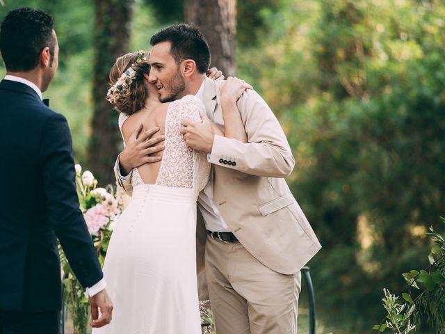 La boda de Alexis y Laura en Castelladral, Barcelona 54