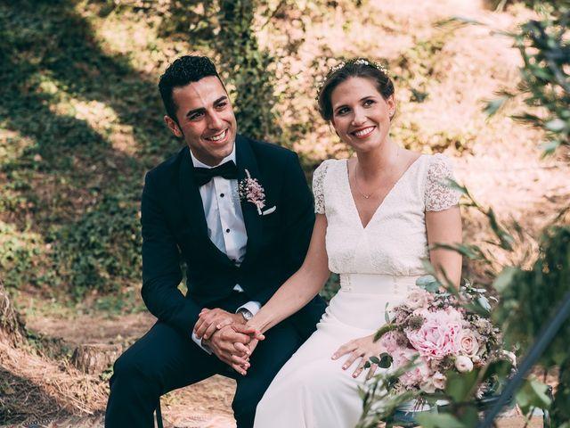 La boda de Alexis y Laura en Castelladral, Barcelona 58