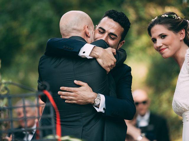 La boda de Alexis y Laura en Castelladral, Barcelona 60