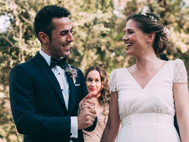 La boda de Alexis y Laura en Castelladral, Barcelona 61