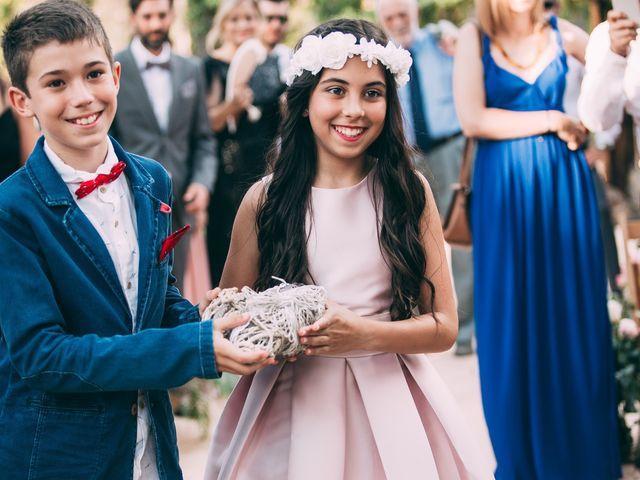 La boda de Alexis y Laura en Castelladral, Barcelona 62