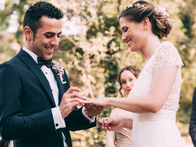 La boda de Alexis y Laura en Castelladral, Barcelona 64