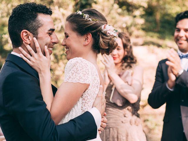 La boda de Alexis y Laura en Castelladral, Barcelona 70