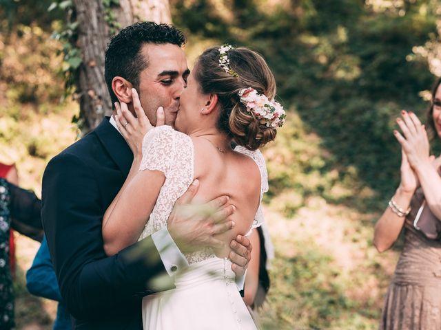 La boda de Alexis y Laura en Castelladral, Barcelona 72