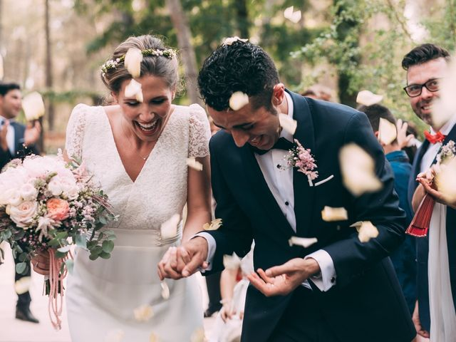 La boda de Alexis y Laura en Castelladral, Barcelona 74