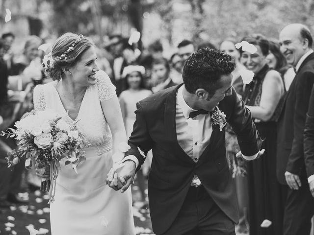 La boda de Alexis y Laura en Castelladral, Barcelona 75