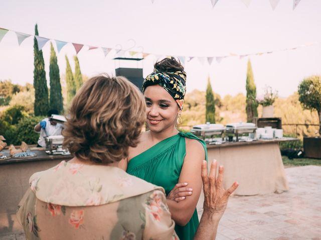 La boda de Alexis y Laura en Castelladral, Barcelona 90