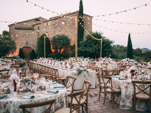 La boda de Alexis y Laura en Castelladral, Barcelona 106