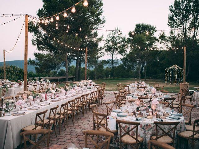 La boda de Alexis y Laura en Castelladral, Barcelona 107