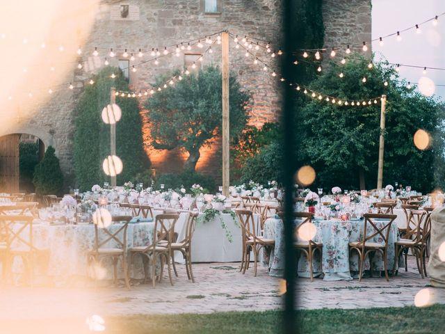 La boda de Alexis y Laura en Castelladral, Barcelona 110
