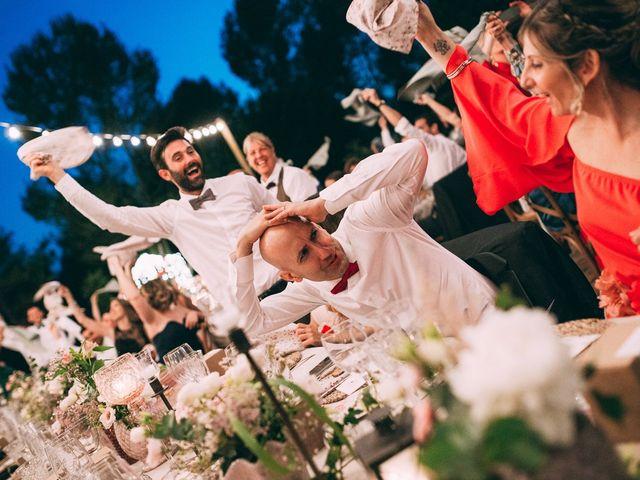 La boda de Alexis y Laura en Castelladral, Barcelona 113