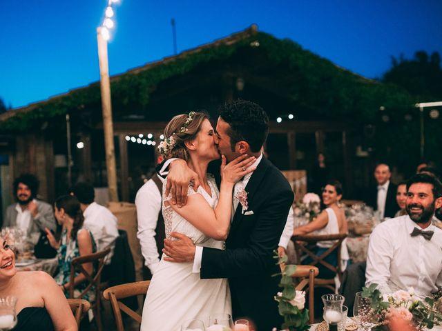 La boda de Alexis y Laura en Castelladral, Barcelona 116