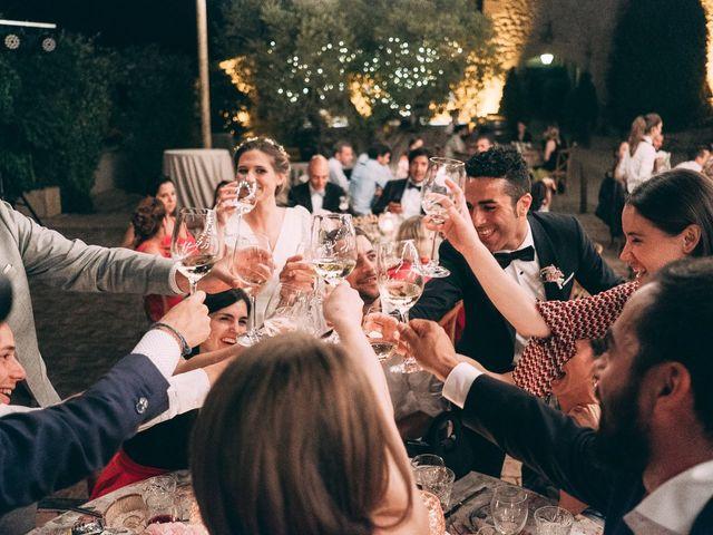La boda de Alexis y Laura en Castelladral, Barcelona 117