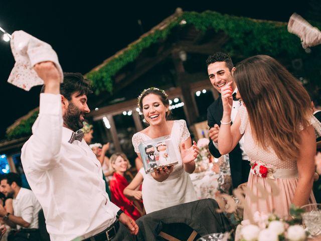 La boda de Alexis y Laura en Castelladral, Barcelona 118