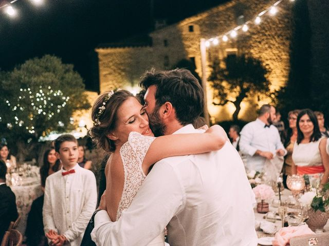 La boda de Alexis y Laura en Castelladral, Barcelona 119