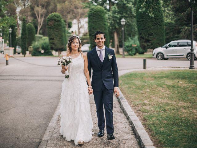 La boda de Lara y Sebastian