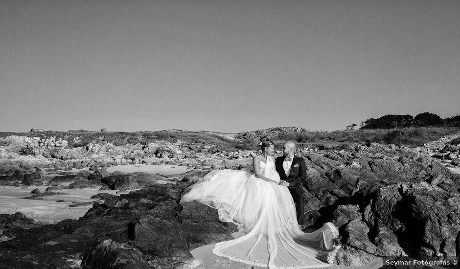 La boda de Cristian y Jessica en O Barco, Orense