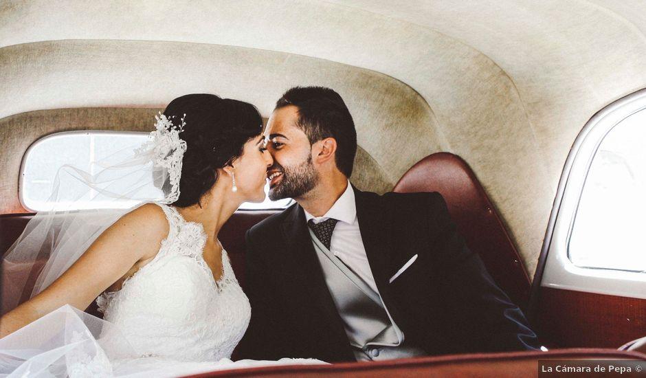 La boda de Cristóbal y Maite en Villacarrillo, Jaén