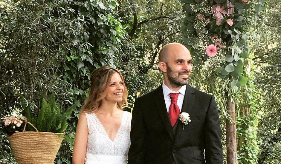 La boda de Albert y Elisabet en Matadepera, Barcelona